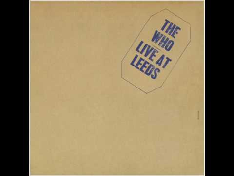The Who Young Man Blues (Live At Leeds)