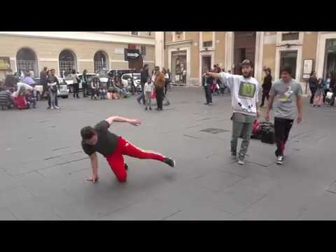 Breakdance Battle | Hip Hop Street Dance | Acrobatic STREET BATTLE | Break Dance Battle