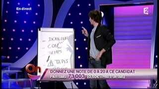 Arnaud Tsamere [66] Conseils pour éviter de tomber à la maison - ONDAR