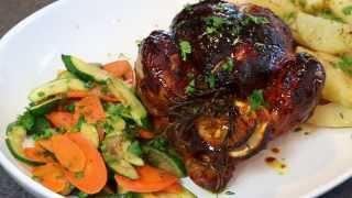 The Bbq Chef - Oven Baked Tandoori Chicken