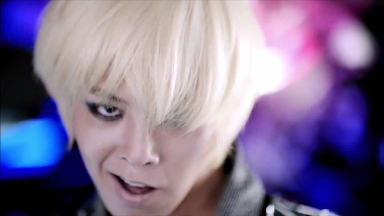 G dragon heartbreaker hair