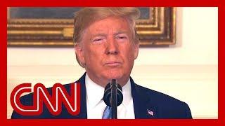 Trump: We must condemn white supremacy