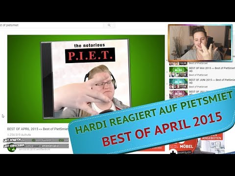 DER HARDI reagiert auf PIETSMIET | Best of April 2015