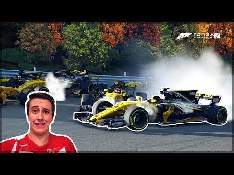 Insane 1126HP F1 Car | Forza Motorsport 7 | Drag, Track & Chaos