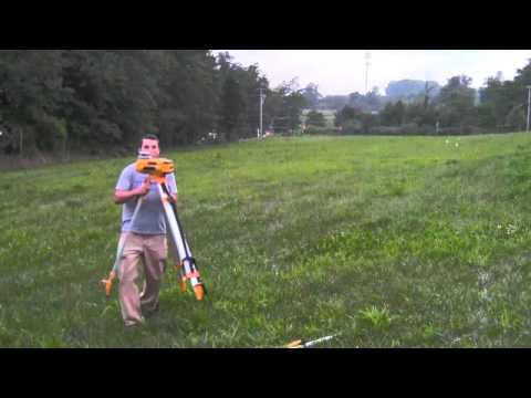 How to Use a Laser Level Video