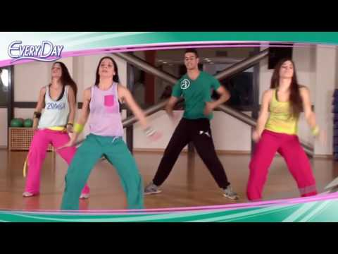 Zumba Be Fit by everyday ـ Danza kuduro