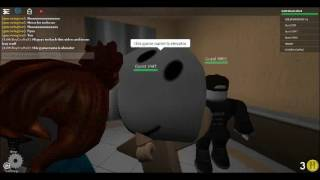 Roblox What a curing choke here in the elevator 1. Part