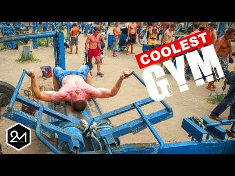 7 Coolest Gyms In The World