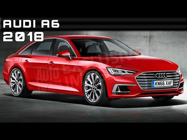 Audi A Spy Shots Redesign Specs And Price - 2018 audi a6 review