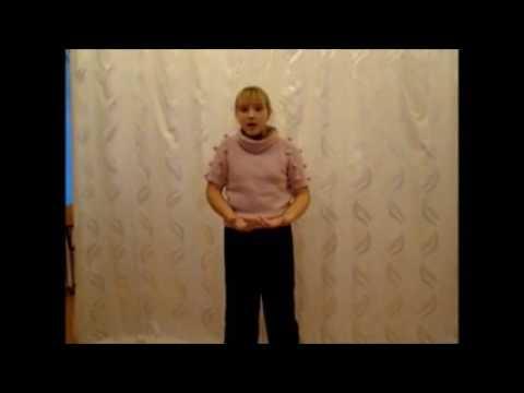 Изображение предпросмотра прочтения – АнастасияБорисова представляет видеоролик кпроизведению «Мы с Тамарой» А.Л.Барто