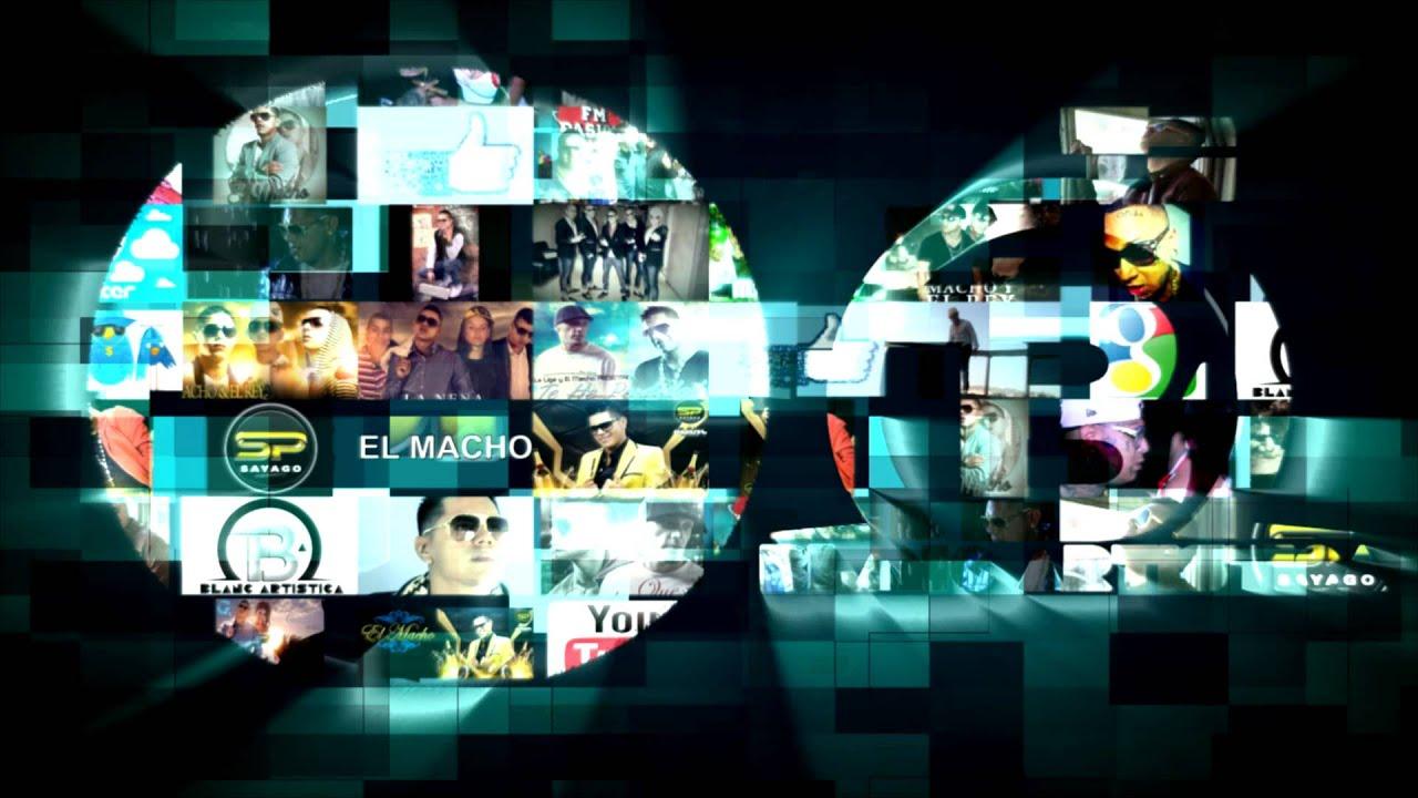 Intro 2014 Sayago Producciones Blanc Artistica Hd Youtube