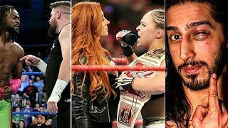 Insane Ronda Rousey/Becky Lynch Twitter Feud, When WWE Decided To Replace Kofi Kingston