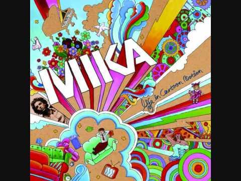 Mika - Lollipop (lyrics)