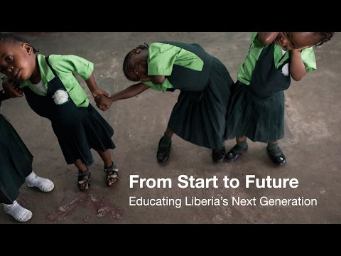 From Start to Future: Early Childhood Development in Liberia