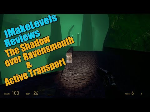 Fusionville - The Shadow over Ravensmouth and Active Transpo