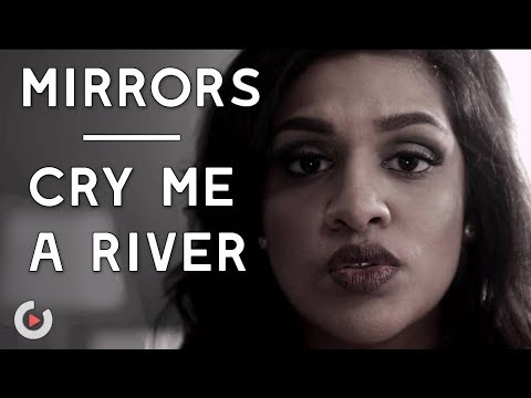 Justin Timberlake - Mirrors & Cry Me A River | Mashup Cover by Roveena (ft. Greg Keyes)