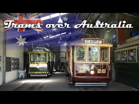 Trams over Australia: Trambahn Museum Ballarat