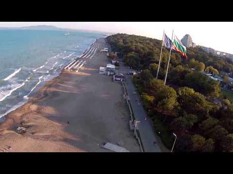 The Sea Garden - Burgas, Bulgaria.  Морската градина - Бургас.