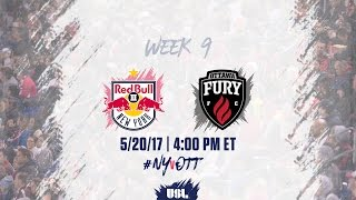 New York Red Bulls USL vs Ottawa Fury full match