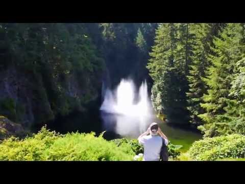 Retire Trip - Victoria & Butchart Gardens, Vancouver Island
