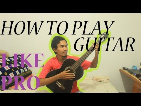 How To Play Guitar Like A Pro With 3 Chords The G A D With Song