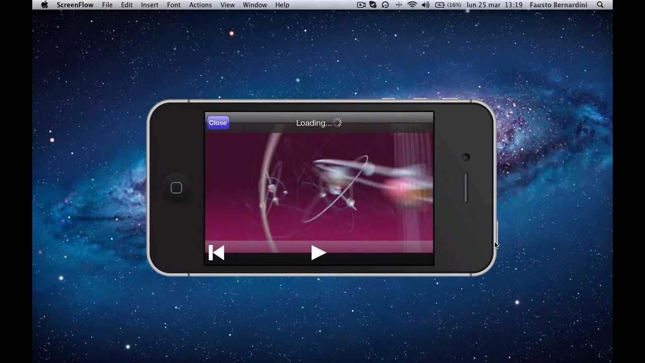 filme stream iphone