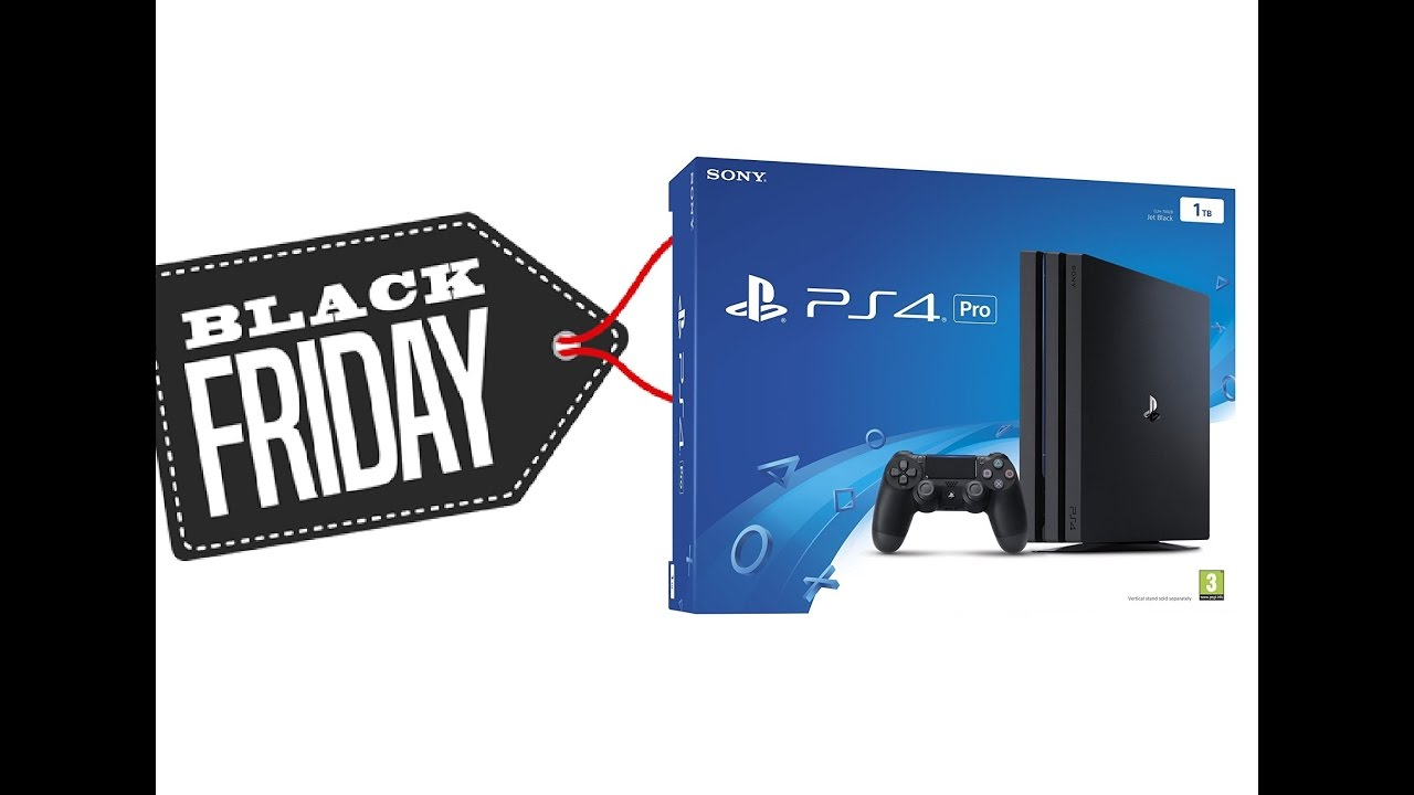 Playstation 4 Pro Review Ps4 Pro Black Friday Youtube