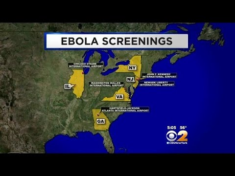 CDC Plans To Monitor Passengers From West African Countries