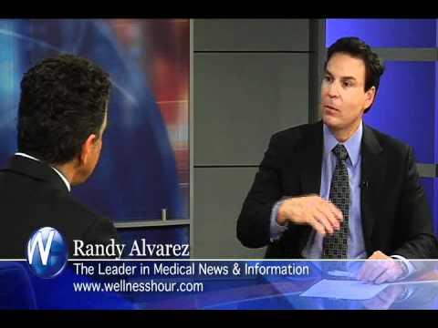 Dr. Panahpour discussing Holistic Dental Santa Monica, CA, with Randy Alvarez