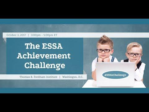 The ESSA Achievement Challenge