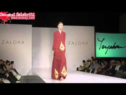 Tsyahmi Baju Raya Zalora Fashion Show 2016