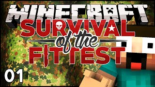 Minecraft - Survival of the Fittest - Episode 1