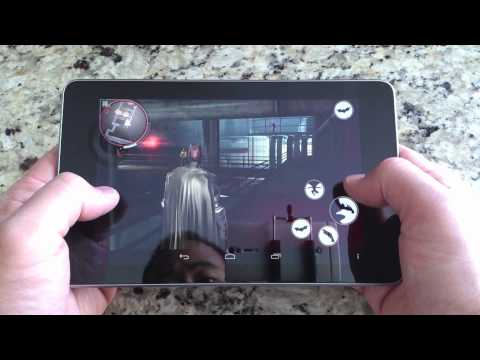 Gaming On The Nexus 7: Is It The Best Budget Game Machine?