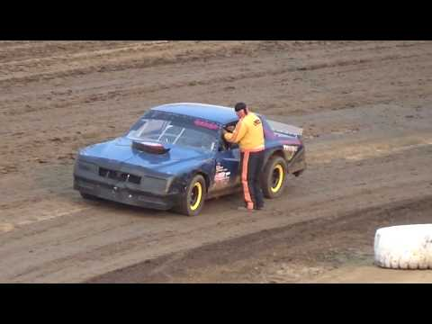 Grays Harbor Raceway, August 5, 2017, Street Stocks Heat Races 1 and 2