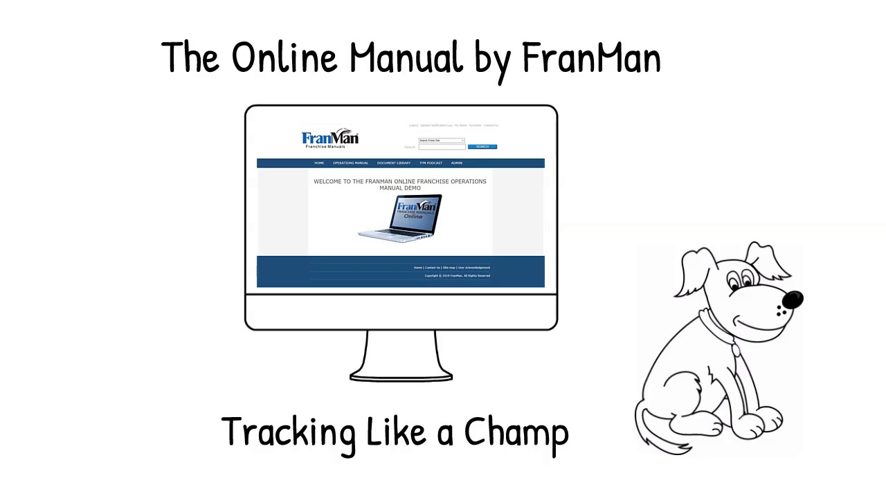 Online Franchise Operations Manual – Franchise Manuals