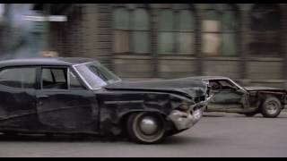 Shadows in an Empty Room Car Chase (1976) HD