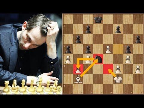 Bobby Fischer Scenario Part 2   Grischuk vs Kramnik   Candidates Tournament 2013.   Round 10