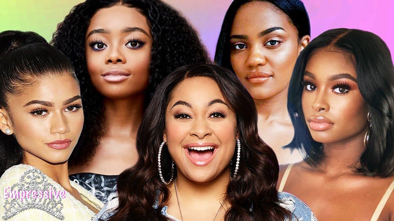 Download The SAD Stories about Black Disney Girls : (Raven, Coco Jones, Skai, Zendaya, China, Keke, etc.)
