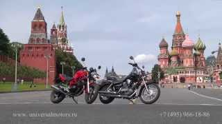 ПРобег из Москвы до Питера на Lifan Dakota 250i и Lifan Cruiser LF250