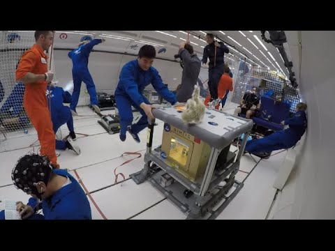 China Develops Its First Space 3D Printer