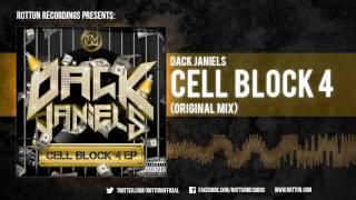 "Dack Janiels - ""Cell Block 4"" [Rottun Records Full Stream]"
