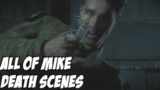 Until Dawn All of Mike