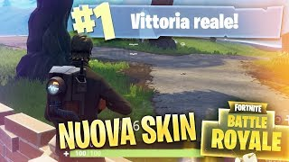 VITTORIA con the NUOVA SKIN! HO SHOPPATO TUTTO IL NUOVO PASS! Fortnite Battle Royale ITA W/ZaneSG