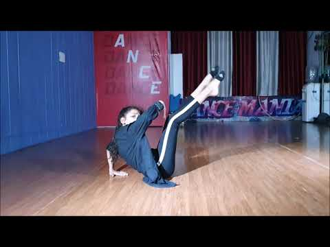 Bekhayali Mein Dance | Contemporary Dance Moves | Floor Work | Dance Mania Academy, Karnal