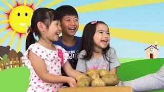 One Potato Two Potato One potato Two Potato Three potato, Four! Fiv...