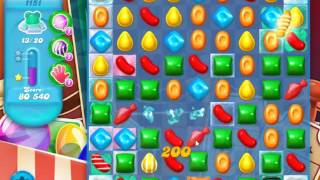 Candy Crush Soda Saga Level 1151 - NO BOOSTERS