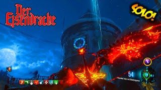 "BLACK OPS 3 ZOMBIES ""DER EISENDRACHE"" EASTER EGG SOLO GAMEPLAY! (BO3 Zombies)"