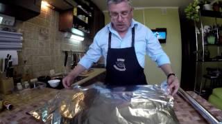 Как приготовить домашнюю буженину
