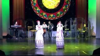 �������� ���� Анастасия и Лада Ляскановы - Я на стулице сижу - Фолк микс - 2016 ������