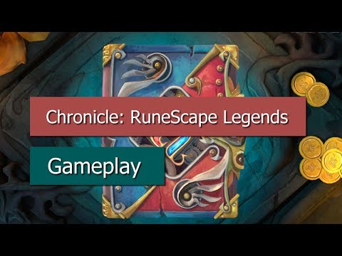 Chronicle RuneScape Legends - Gameplay